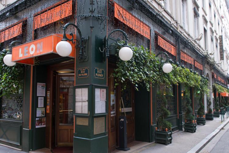 Brasserie Léon de Lyon-1