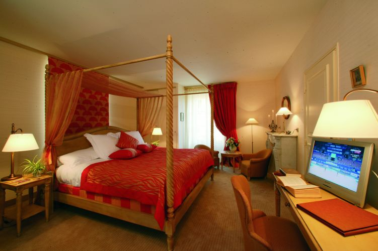 Au Grand Hôtel de Sarlat - Clos La Boëtie-11