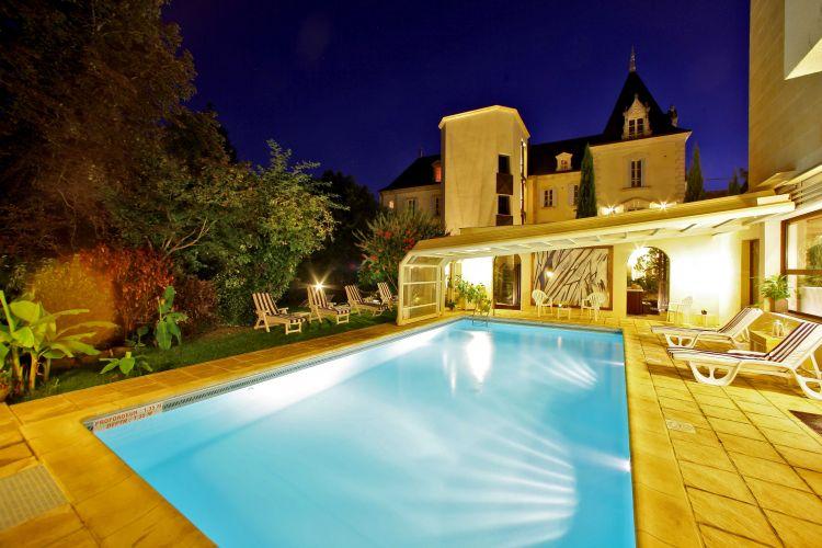 Au Grand Hôtel de Sarlat - Clos La Boëtie-17