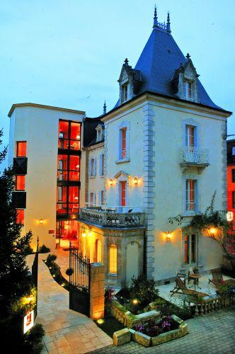Au Grand Hôtel de Sarlat - Clos La Boëtie-22