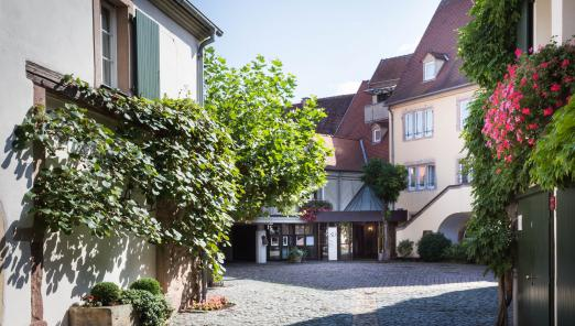 Boutique Hotels And Guest Houses In Alsace Chateauxhotels Co Uk