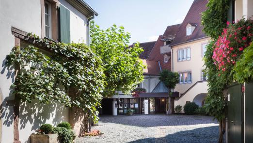 Hôtel À La Cour d'Alsace