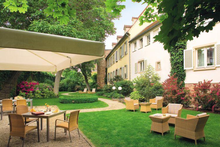 Hôtel À La Cour d'Alsace-2