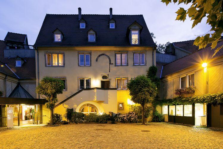 Hôtel À La Cour d'Alsace-25