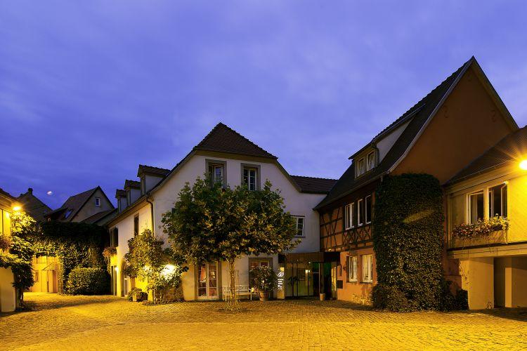Hôtel À La Cour d'Alsace-26