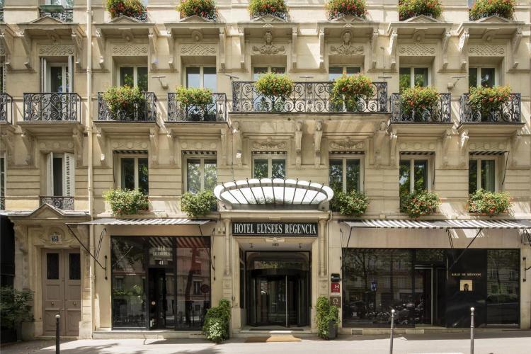 Hôtel Elysées Régencia-1