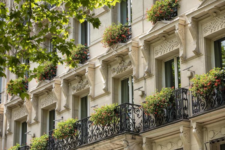 Hôtel Elysées Régencia-12