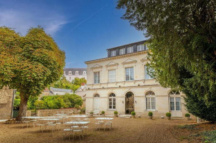 Hôtel Le Grand Monarque-1