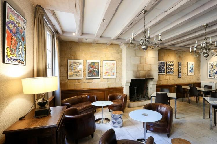 Hôtel Le Grand Monarque-6