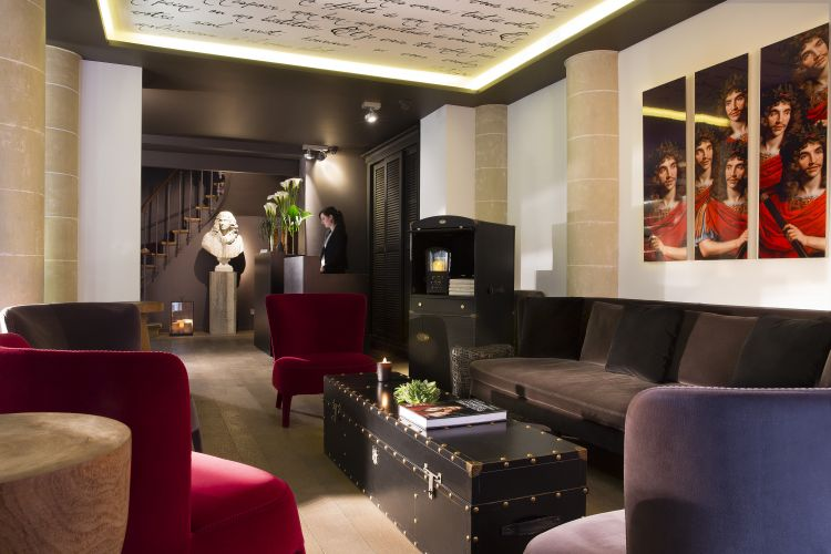 Hôtel Molière-19