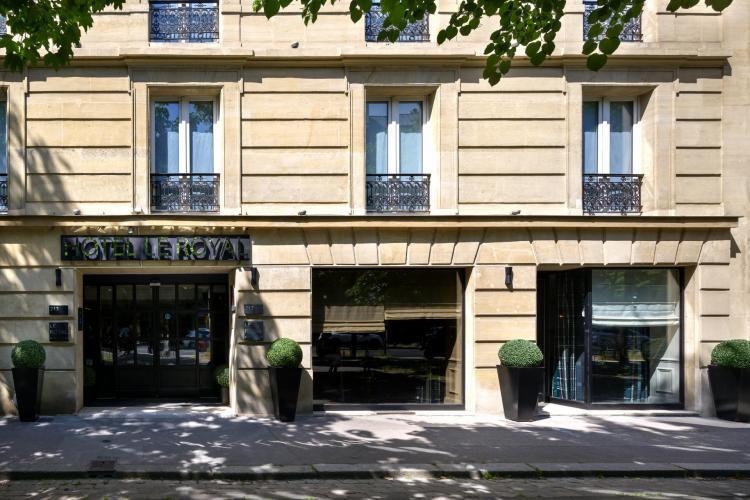 Hotel Le Royal Rive Gauche-1
