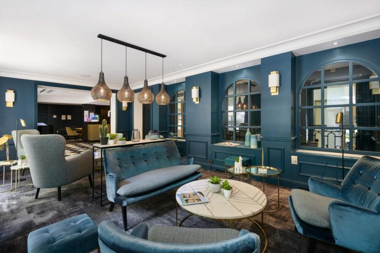 Hotel Le Royal Rive Gauche-9