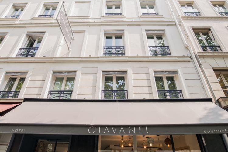 Hôtel Chavanel-6