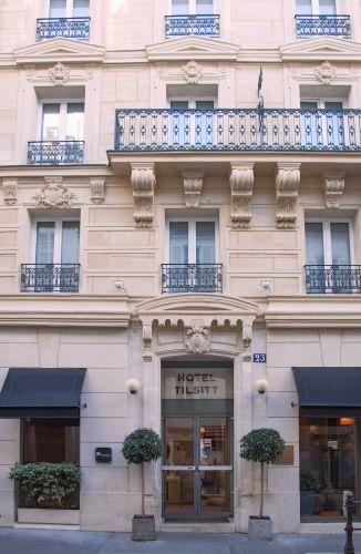 Hôtel Tilsitt Etoile-9