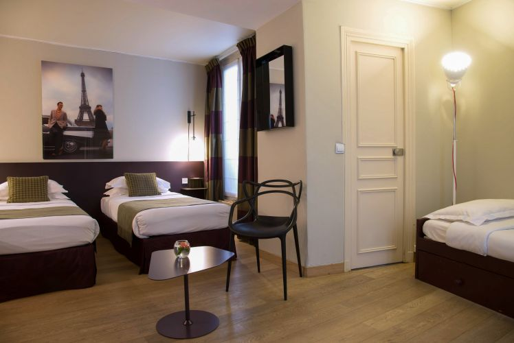 Hôtel Tilsitt Etoile-19