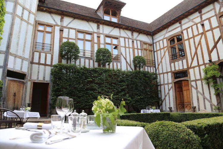 Hôtels & Spa La Maison de Rhodes - Le Champ des Oiseaux-17