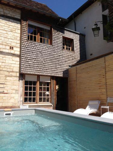 Hôtels & Spa La Maison de Rhodes - Le Champ des Oiseaux-18