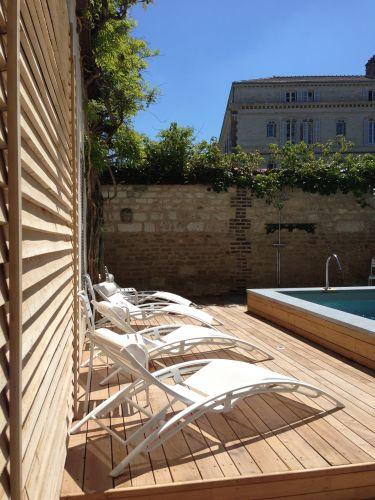 Hôtels & Spa La Maison de Rhodes - Le Champ des Oiseaux-19