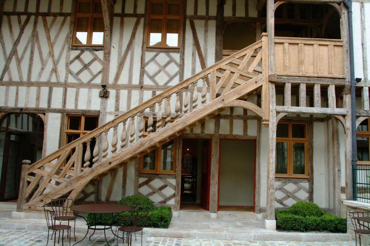 Hôtels & Spa La Maison de Rhodes - Le Champ des Oiseaux-20