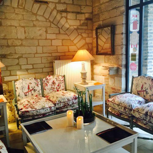 Hôtels & Spa La Maison de Rhodes - Le Champ des Oiseaux-9