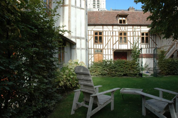 Hôtels & Spa La Maison de Rhodes - Le Champ des Oiseaux-22