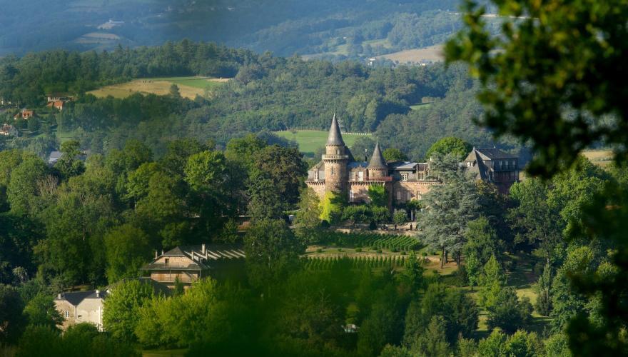 Château de Castel Novel-1