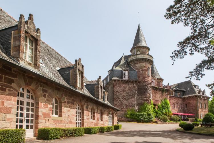 Château de Castel Novel-9