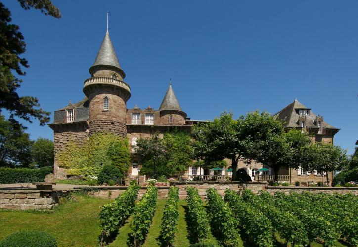 Château de Castel Novel-15