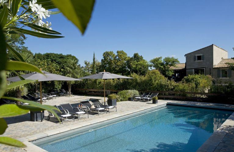 Hotel Du Chateau Spa Carita Charming Hotel In Languedoc