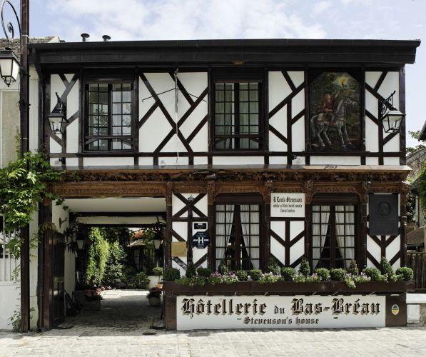 Hôtellerie du Bas-Bréau-1