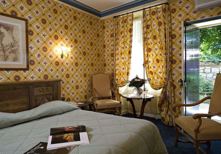 Hôtellerie du Bas-Bréau-11