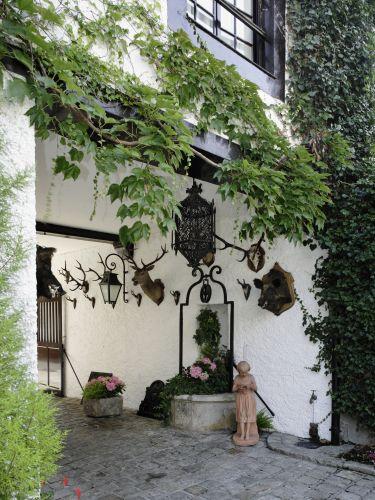 Hôtellerie du Bas-Bréau-14