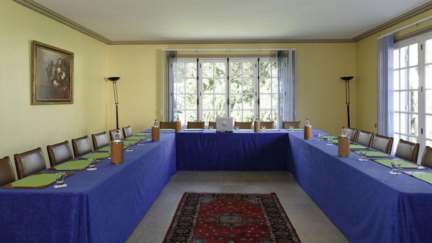 Hôtellerie du Bas-Bréau-15