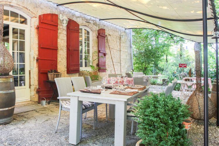 La Gentilhommière - Restaurant Etincelles-2