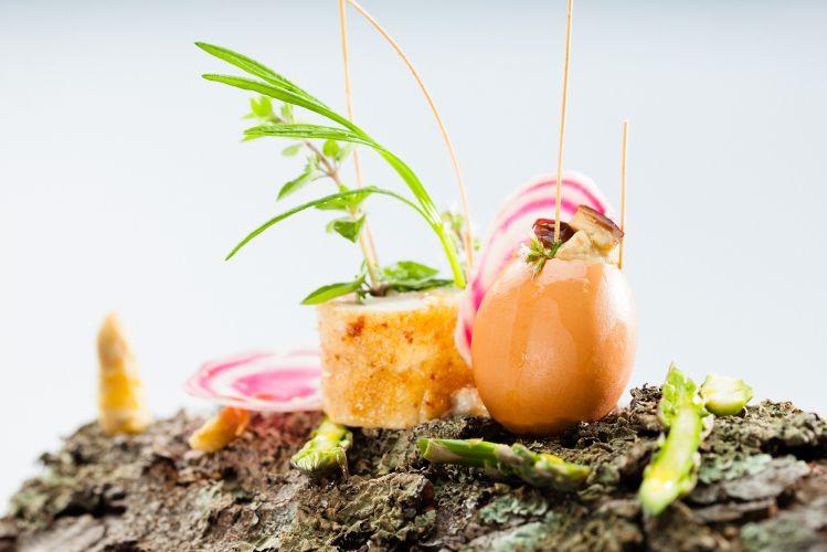 La Gentilhommière - Restaurant Etincelles-3