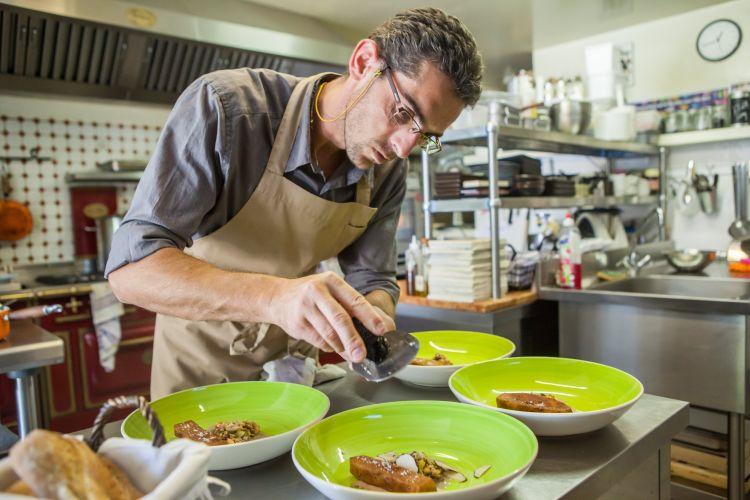 La Gentilhommière - Restaurant Etincelles-5