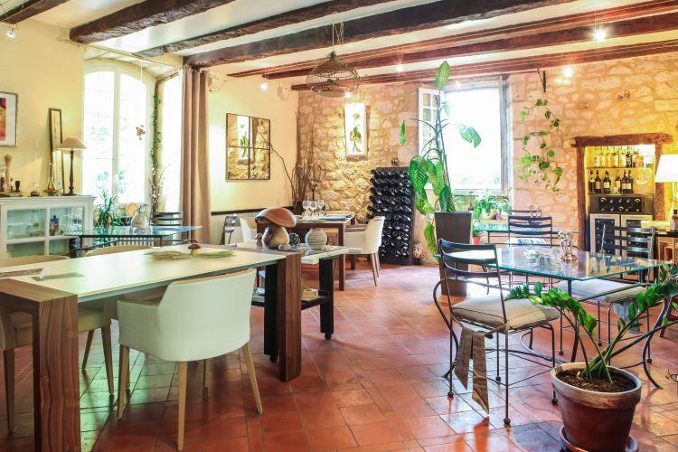 La Gentilhommière - Restaurant Etincelles-8