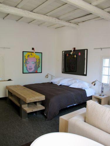 Les chambres de l'ARTEMISE & SPA -1