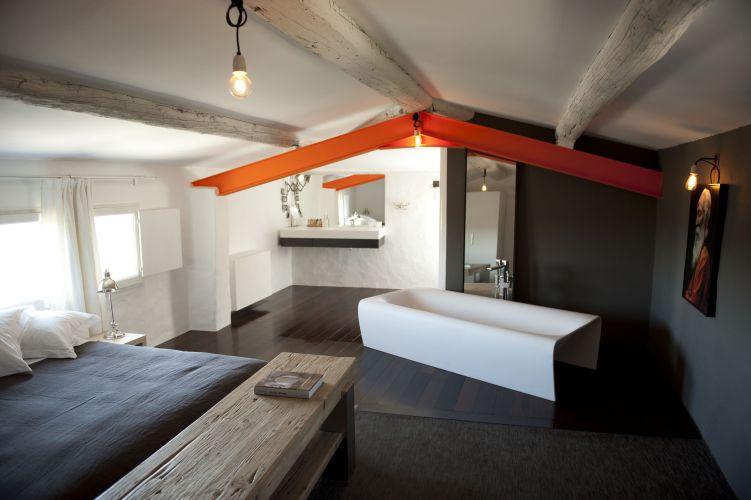 Les chambres de l'ARTEMISE & SPA -7