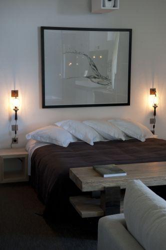 Les chambres de l'ARTEMISE & SPA -9