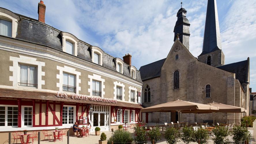 Relais des Trois Châteaux-13
