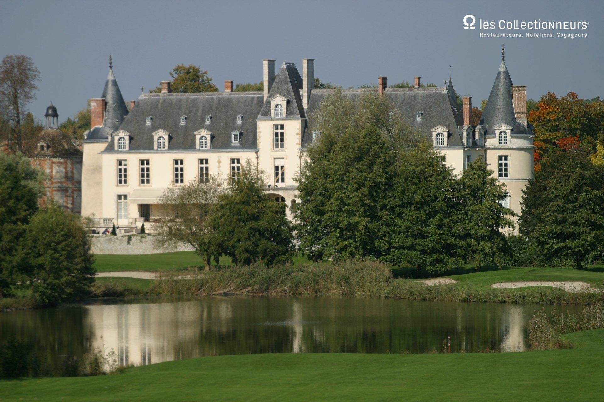 Chateau Golf Spa D Augerville Charming Hotel In Centre
