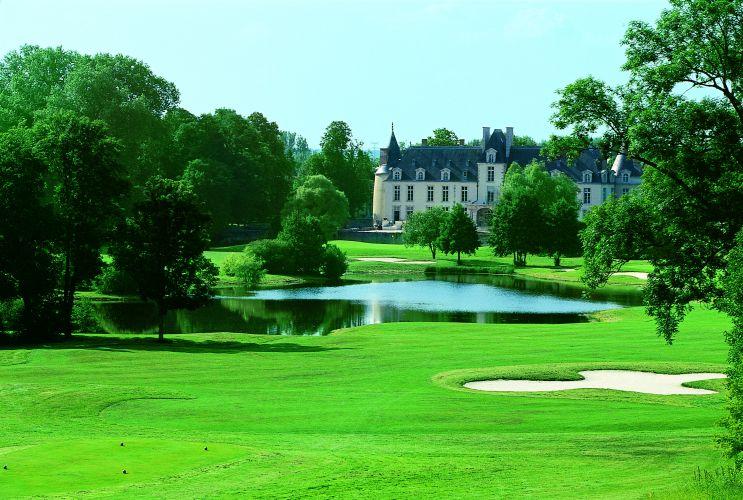 Château GOLF & SPA d'Augerville-6