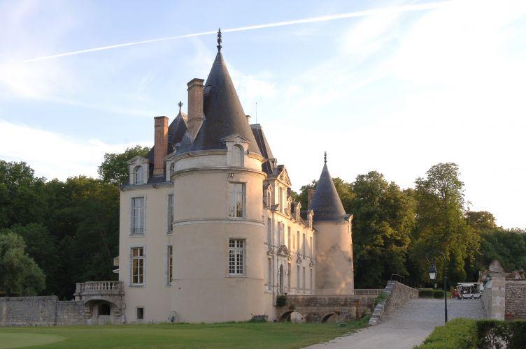 Château GOLF & SPA d'Augerville-8