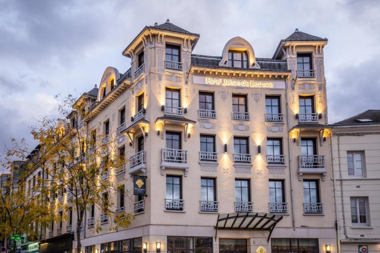 Hôtel Jehan de Beauce-1