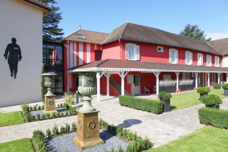 Les Maritonnes Parc & Vignoble - Restaurant Rouge & Blanc