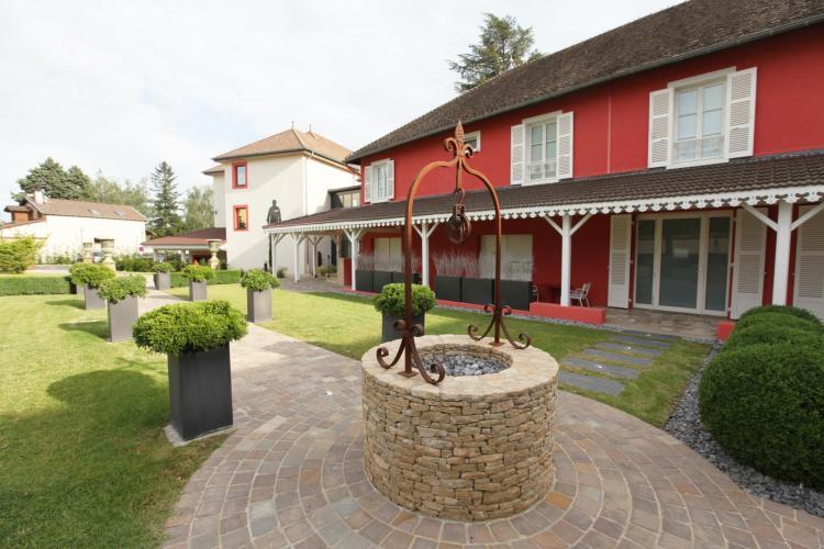 Les Maritonnes Parc & Vignoble - Restaurant Rouge & Blanc-5