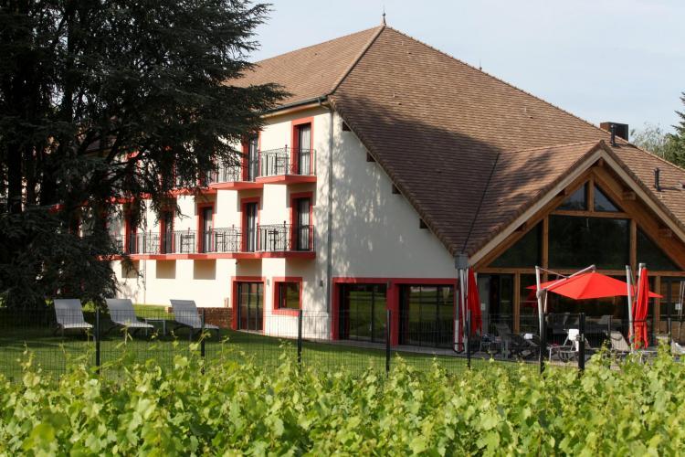Les Maritonnes Parc & Vignoble - Restaurant Rouge & Blanc-16