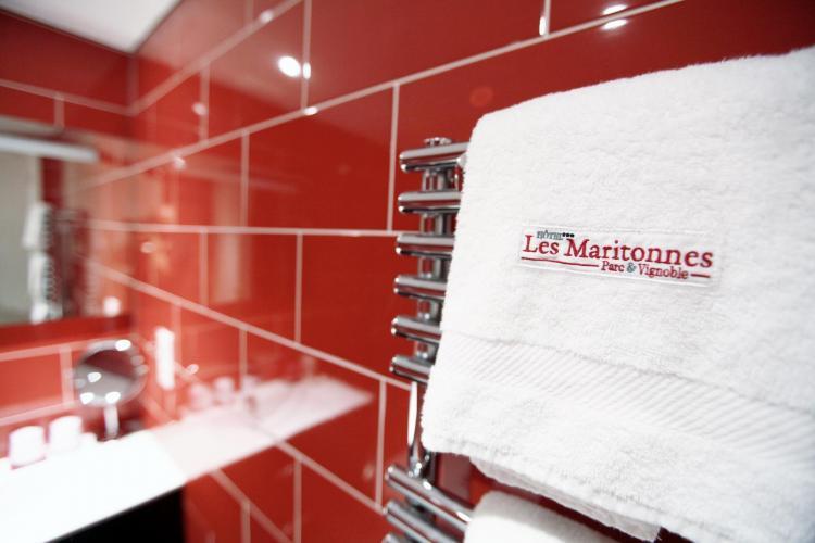 Les Maritonnes Parc & Vignoble - Restaurant Rouge & Blanc-19