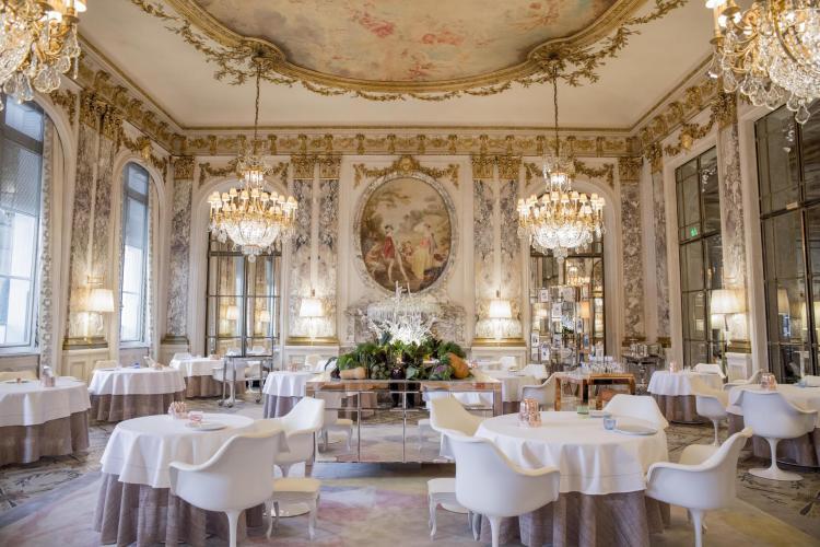 Restaurant le Meurice Alain Ducasse-1